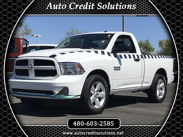 2016 RAM 1500 This 2016 Ram 1500 is a 2D Standard Cab and has a Clean CARFAX This Ram has 13406 mi