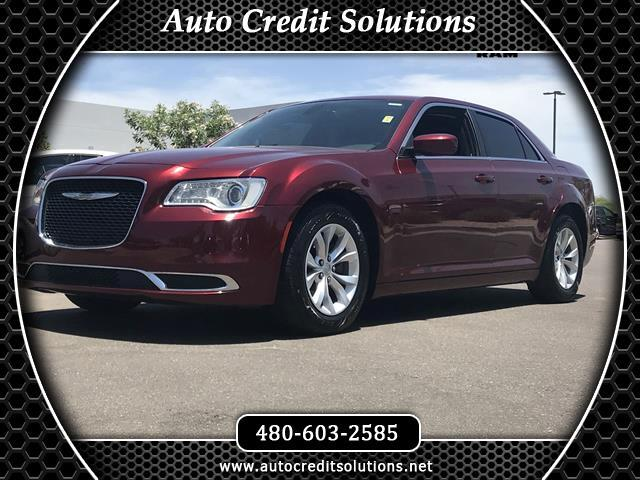 2015 Chrysler 300 This 2015 Chrysler 300 Limited has a Clean CARFAX36L 6-Cylinder SMPI DOHC 8-Spe
