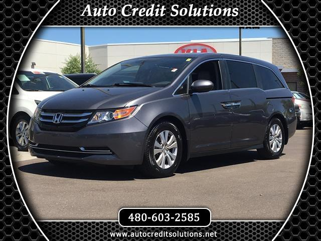 2015 Honda Odyssey This Clean 2015 Honda Odyssey EX-L has a clean One-Owner Carfax and is ready for