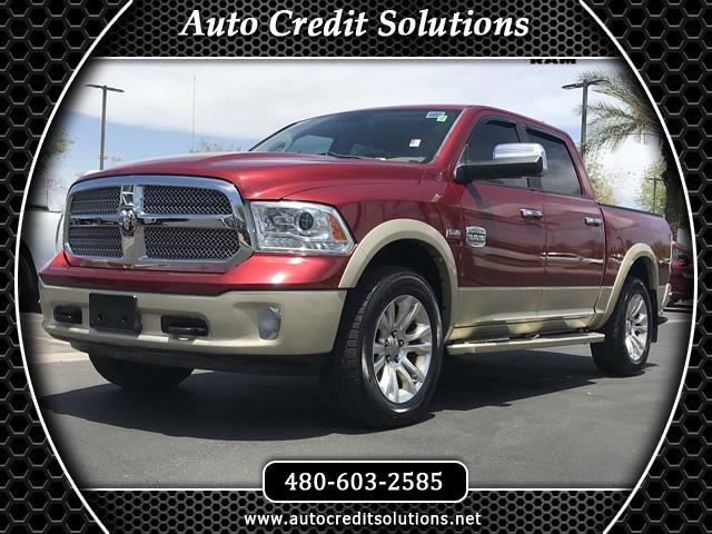 2013 RAM 1500 Extremely Low Mile 2013 Ram 1500 Laramie Longhorn 4WD in Two tone Deep Cherry Red Cry