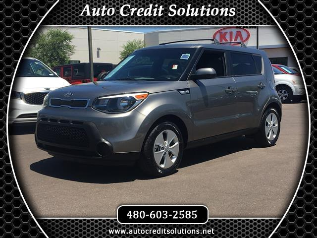 2015 Kia Soul This 2015 Kia Soul has a Clean CARFAX Odometer is 12711 miles below market average