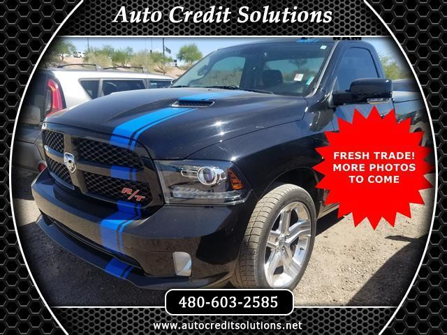 2015 RAM 1500 This 2015 Ram 1500 RT Sport has a Clean CARFAX Odometer is 3189 miles below market