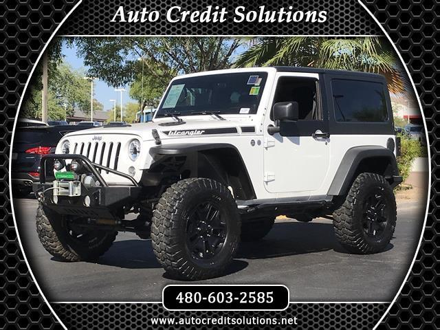 2014 Jeep Wrangler Custom LIFTED This 2014 Jeep Wrangler 2DR sport is ready for an Adventure thi