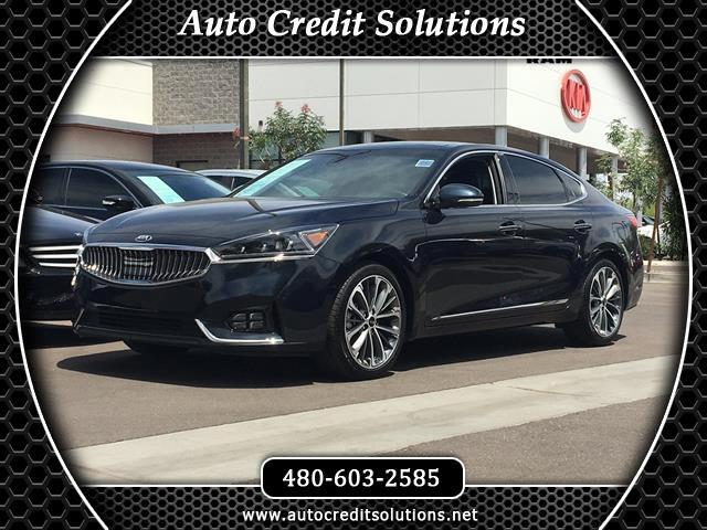 2017 Kia Cadenza CERTIFIED LOADED This 2017 Kia Cadenza Technology has a Clean Carfax and has a l