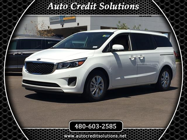 2017 Kia Sedona CERTIFIED This 2017 Kia Sedona Plus has a Clean One-owner Carfax and as some nice