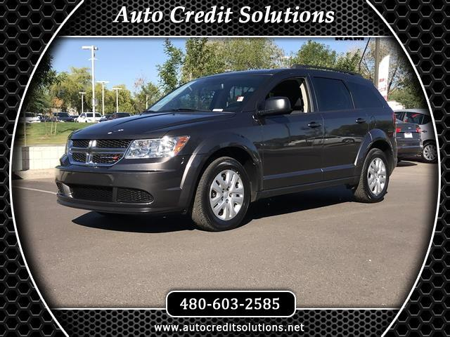 2016 Dodge Journey This 2016 Dodge Journey SE is a 7 Passenger with a Clean One-Owner Carfax 1926