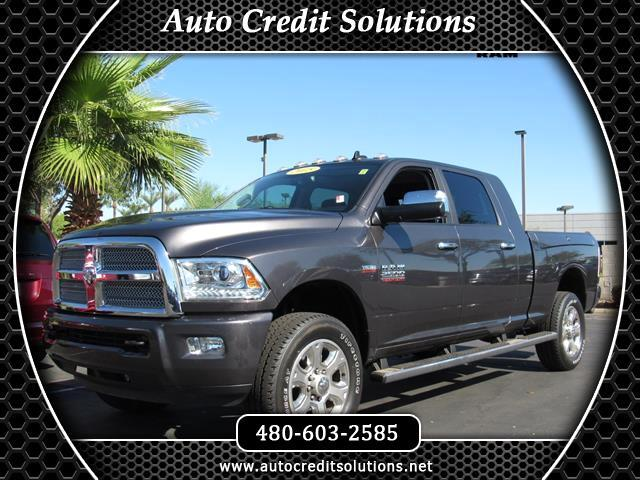 2015 RAM 2500 This 2015 Ram 2500 Mega Cab Longhorn Pickup Truck includes - electronic stability con