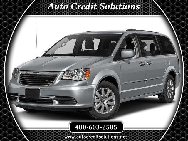 2016 Chrysler Town  Country Right car Right price Success starts with Tempe Dodge Chrysler Jeep