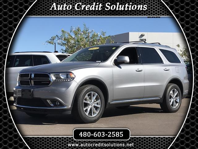 2015 Dodge Durango This 2015 Dodge Durango Limited series includes a power liftgate release hill st