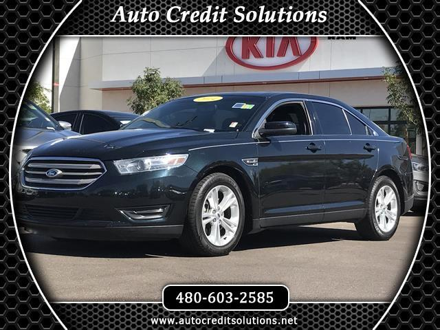 2014 Ford Taurus This 2014 Ford Taurus SEL Sedan 4D series includes --- traction control AdvanceTra