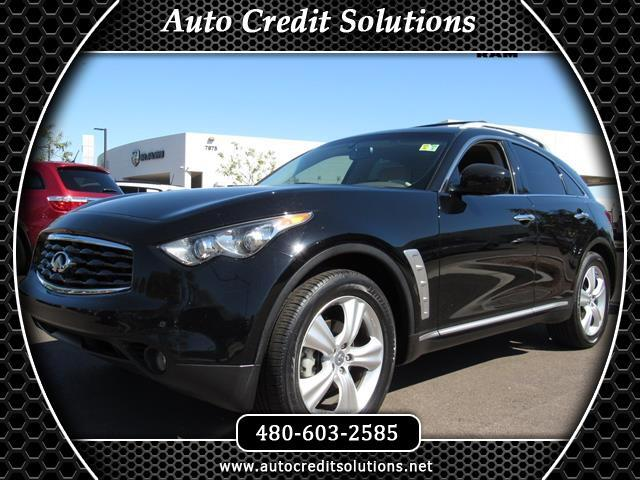 2010 Infiniti FX This 2010 INFINITI FX35 SUV base series includes - premium packaging traction cont