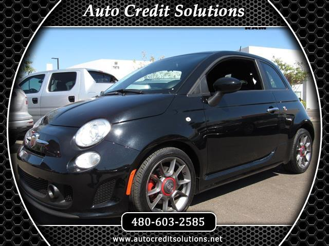 2015 Fiat 500 This 2015 Fiat 500 Abarth includes - hill start assist control traction controlstabi