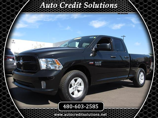 2017 RAM 1500 This 2017 Ram 1500 Express series includes --- electronic stability control ABS4-whe