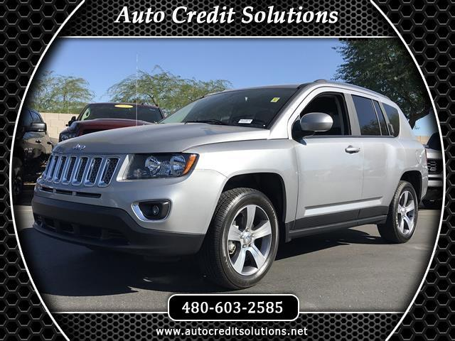 2017 Jeep Compass This 2017 Jeep Compass Latitude SUV 4D series includes --- rollover protection hi