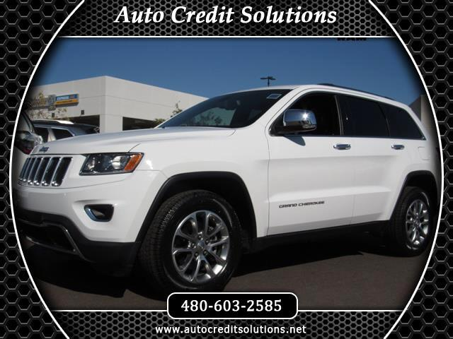 2014 Jeep Grand Cherokee This 20174 Jeep Grand Cherokee Limited series includes --- a power liftgat