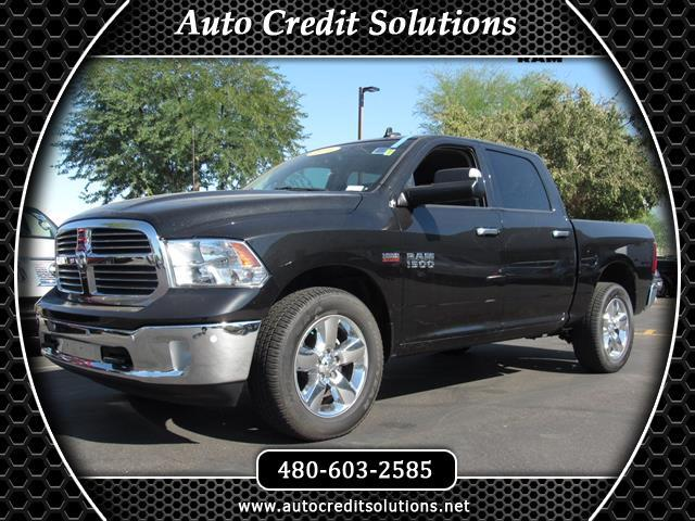 2016 RAM 1500 This 2016 Ram 1500 Crew Cab Big Horn Pickup 4D includes electronic stability control A