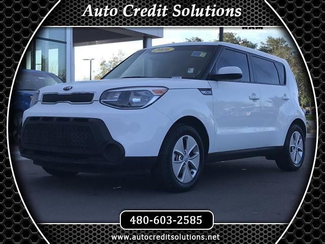 2016 Kia Soul New PriceWhite 2016 Kia Soul FWD 4D HatchbackCARFAX One-Owner Clean CARFAX 2430mp