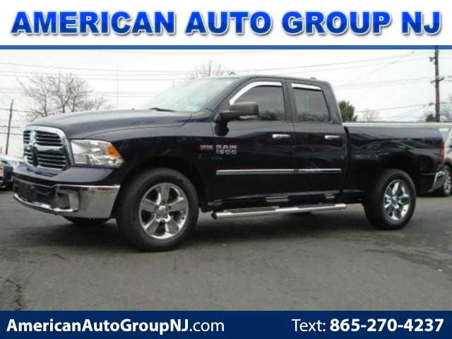 2013 RAM 1500 Big Horn 4x4 4dr Quad Cab 6.3 ft. SB Pickup