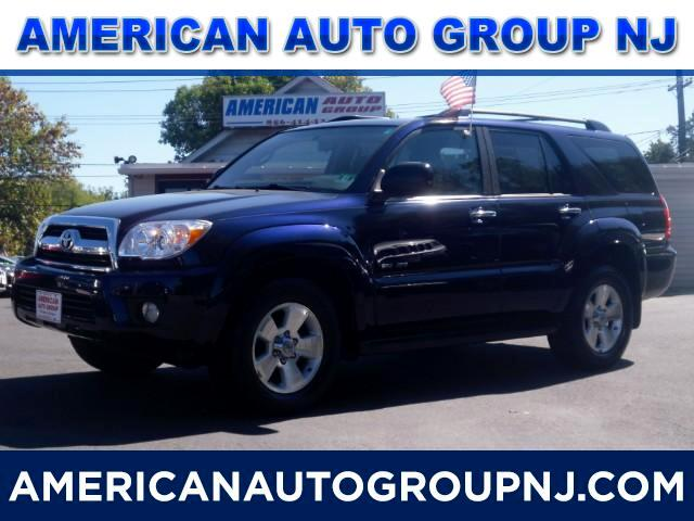 2008 Toyota 4Runner Sport Edition 4WD