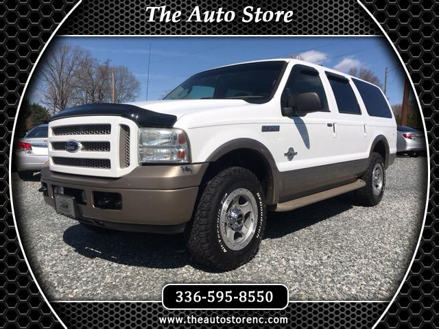 2005 Ford Excursion Eddie Bauer 6.8L 4WD