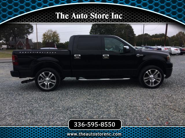 2007 Ford F-150 Harley-Davidson SuperCrew 5.5-ft. Bed 4WD