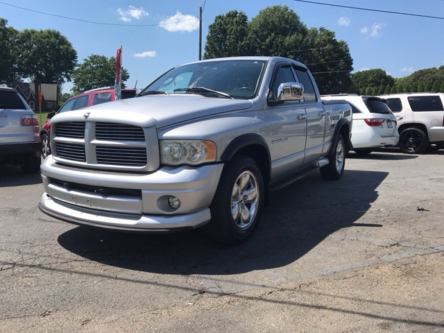 2003 Dodge Ram 1500 Laramie Quad Cab Short Bed 4WD