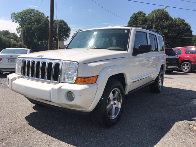 2010 Jeep Commander 4WD 4dr Limited