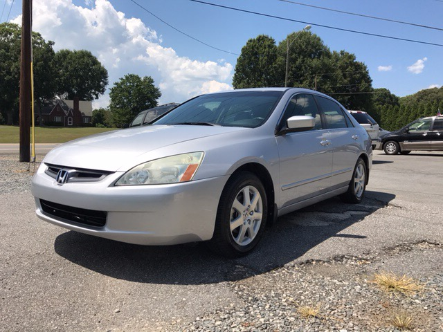 2005 Honda Accord EX-L V-6
