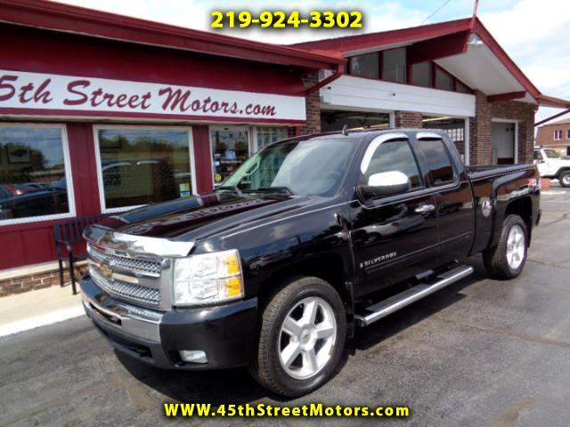 2009 Chevrolet Silverado 1500 LT Ext Cab Short Box Pick up