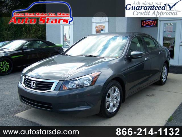2008 Honda Accord LXP