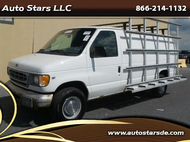 2002 Ford Econoline E350 Super Duty