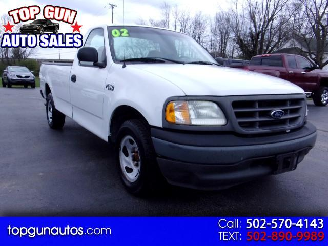 2002 Ford F-150 XL Short Bed 2WD