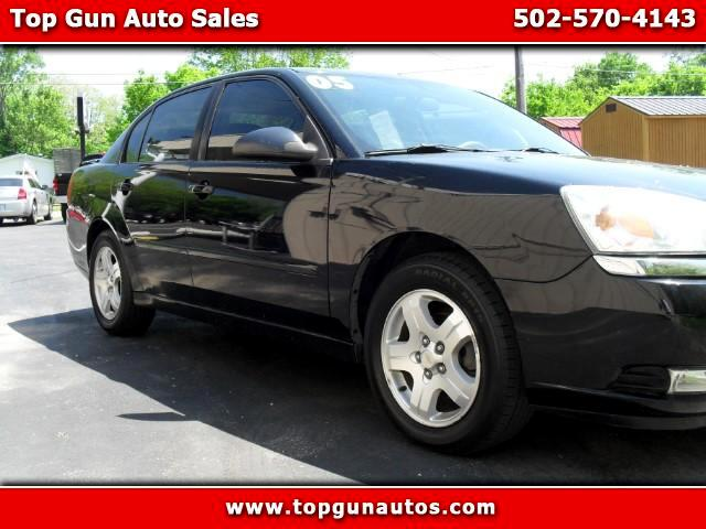 used 2005 chevrolet malibu for sale in georgetown ky 40324 top gun auto sales. Black Bedroom Furniture Sets. Home Design Ideas