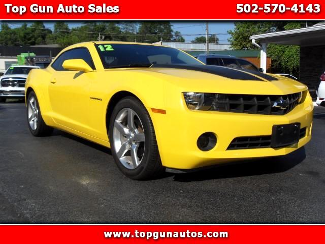 2012 Chevrolet Camaro Coupe 2LT