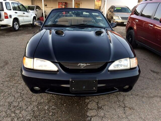 1997 Ford Mustang Cobra Convertible