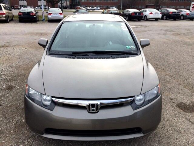2007 Honda Civic EX Sedan with Navigation