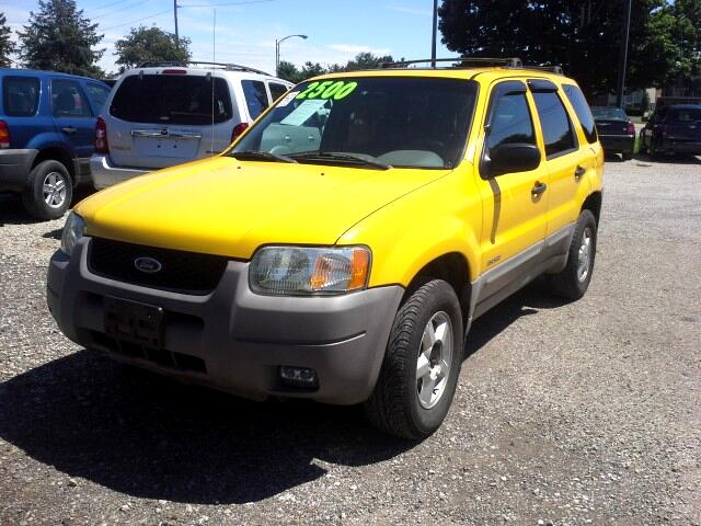 2002 Ford Escape XLS Value 2WD