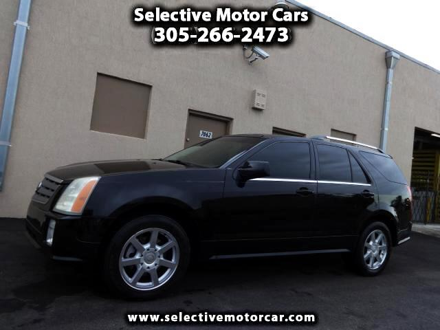Used 2005 Cadillac Srx V8 For Sale In Miami Fl 33144