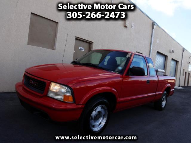 1999 GMC Sonoma SLS Ext. Cab Short Bed 2WD