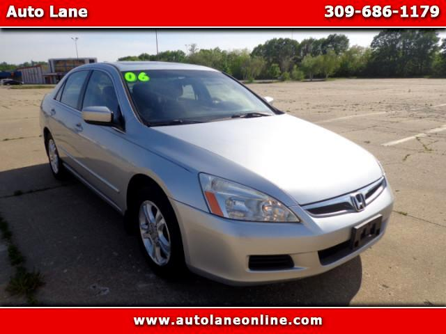 2006 Honda Accord 4-Door Sedan