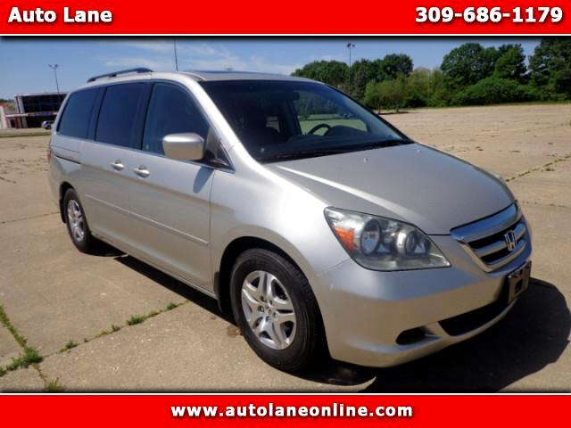 2005 Honda Odyssey EX w/ Leather DVD and Navigation