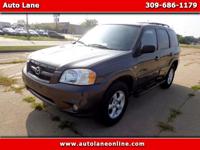 2006 Mazda Tribute i 2WD 4-spd AT