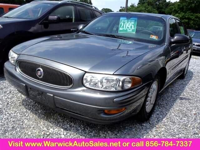 2005 Buick LeSabre Custom 4dr Sedan