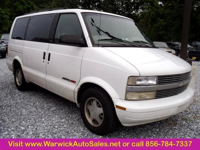 1998 Chevrolet Astro LS AWD