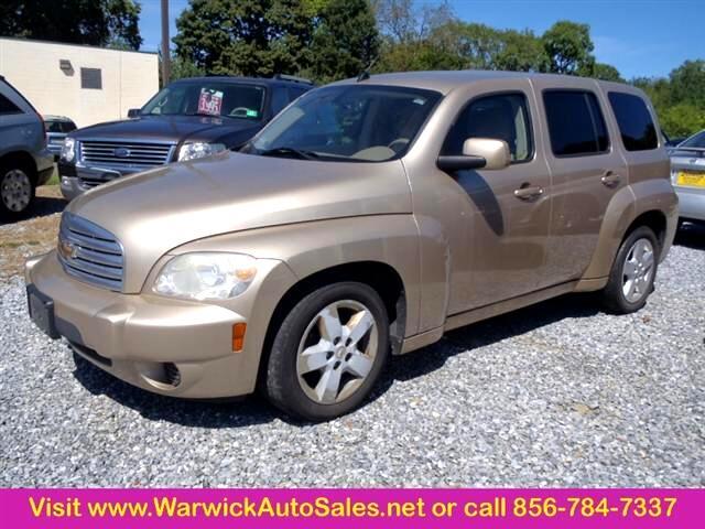 2008 Chevrolet HHR LT 4dr Wagon