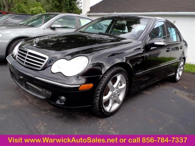 2007 Mercedes-Benz C-Class C230 Sport 4dr Sedan