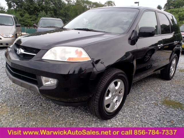 2003 Acura MDX 4 Dr 4WD SUV