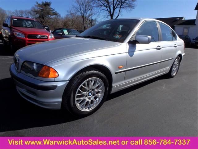 2000 BMW 3 Series 328i 4dr Sedan