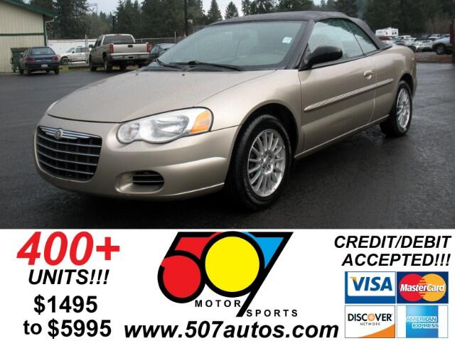 2004 Chrysler Sebring Convertible