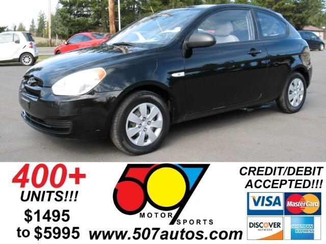 2009 Hyundai Accent GS 3-Door